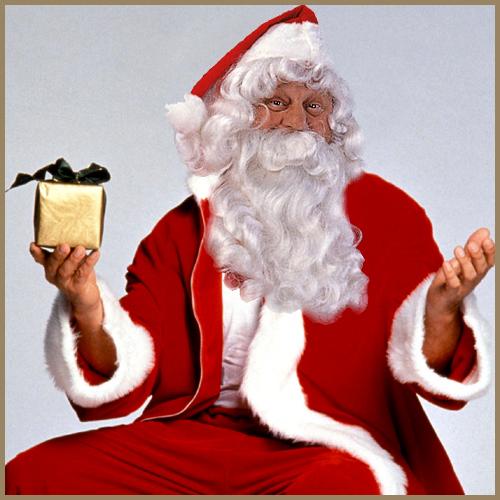 Tikras Kalėdų Senelis